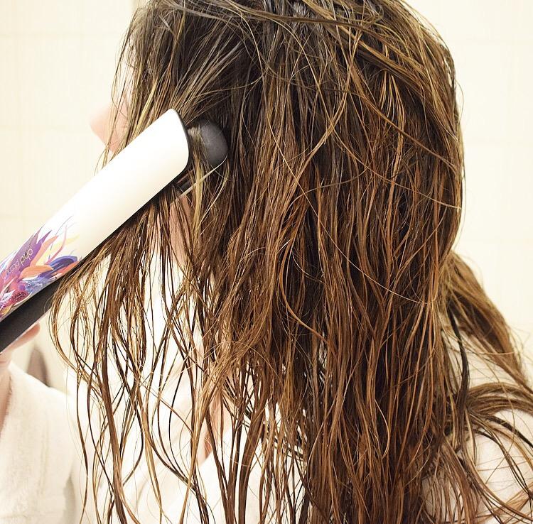 Seche cheveux bosch keratin